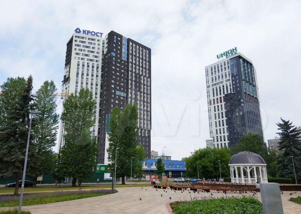 Продажа студии Москва, метро Октябрьское поле, цена 22900000 рублей, 2021 год объявление №639721 на megabaz.ru