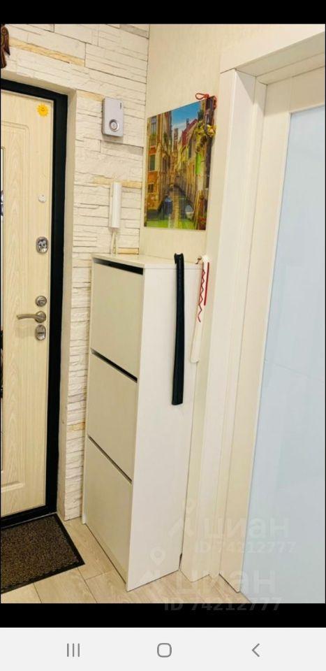 Аренда однокомнатной квартиры деревня Сапроново, метро Домодедовская, цена 29000 рублей, 2021 год объявление №1434292 на megabaz.ru
