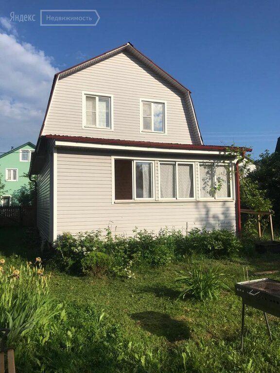 Продажа дома садовое товарищество Солнечное, цена 4500000 рублей, 2021 год объявление №646999 на megabaz.ru
