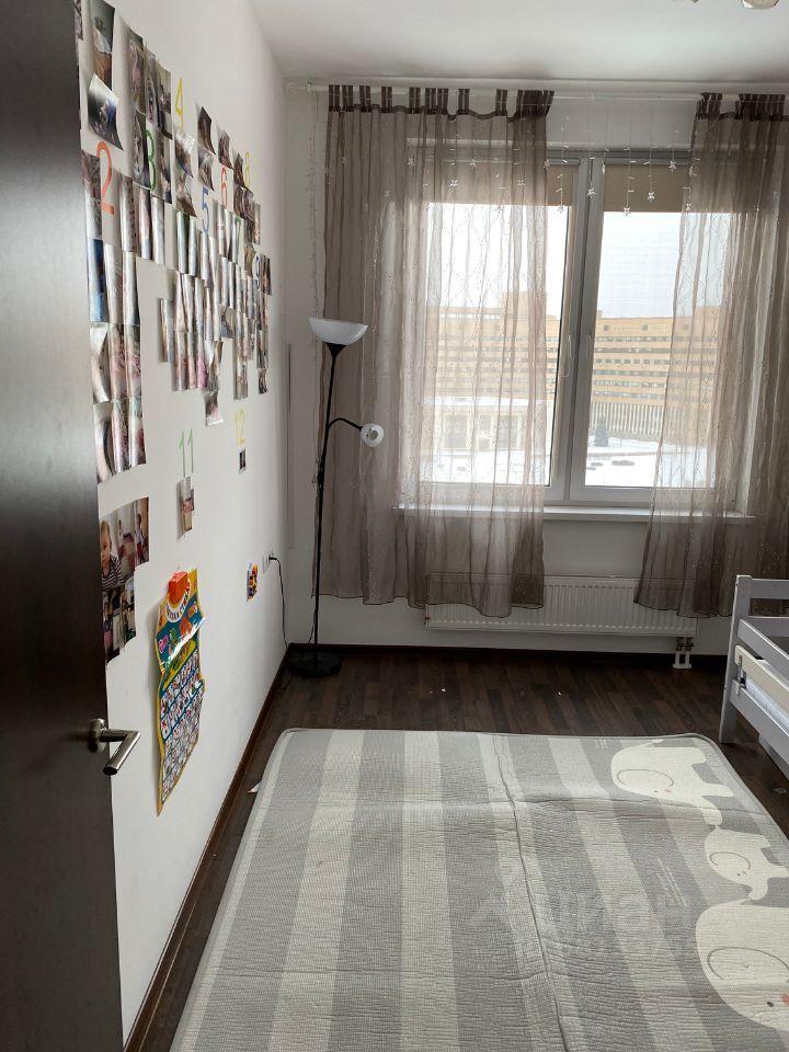 Продажа двухкомнатной квартиры поселок Отрадное, метро Пятницкое шоссе, Кленовая улица 5, цена 11350000 рублей, 2021 год объявление №639500 на megabaz.ru