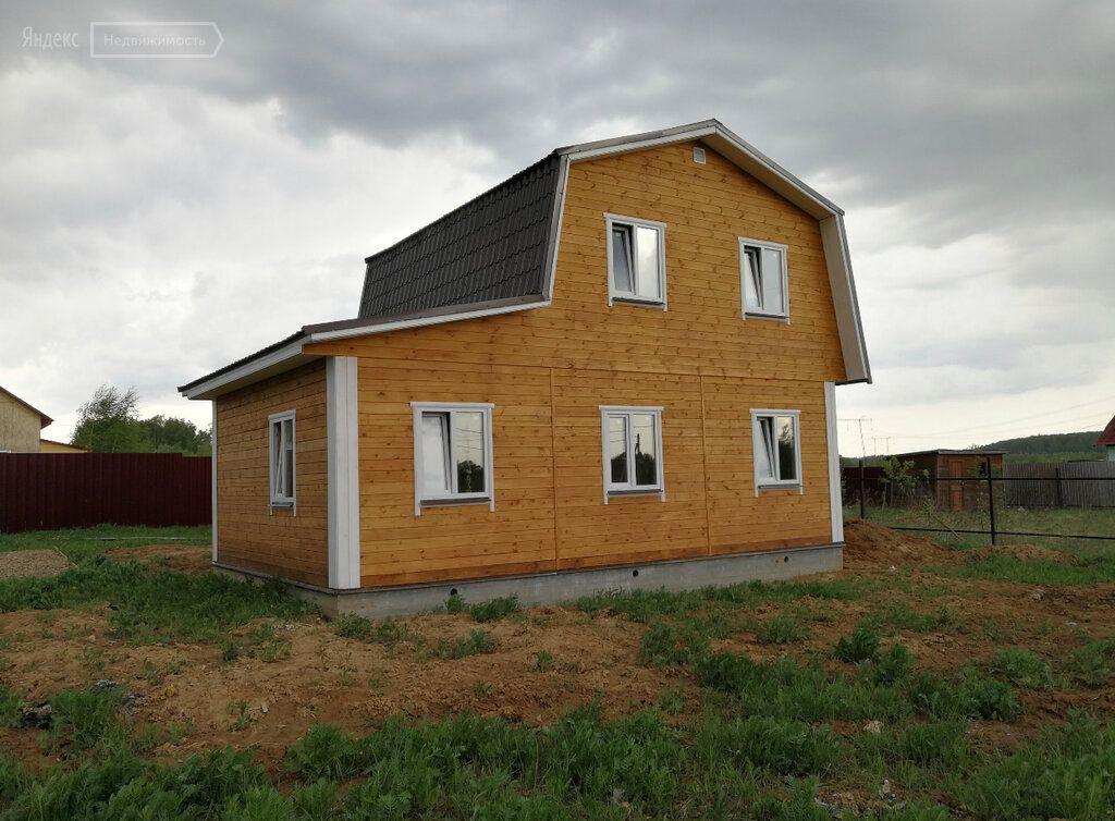 Продажа дома деревня Золотово, Чехловская улица 27А, цена 3800000 рублей, 2021 год объявление №688053 на megabaz.ru
