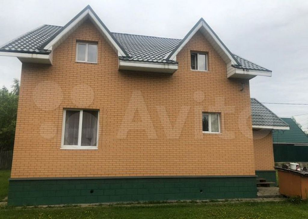 Продажа дома деревня Бережки, цена 13400000 рублей, 2021 год объявление №641814 на megabaz.ru