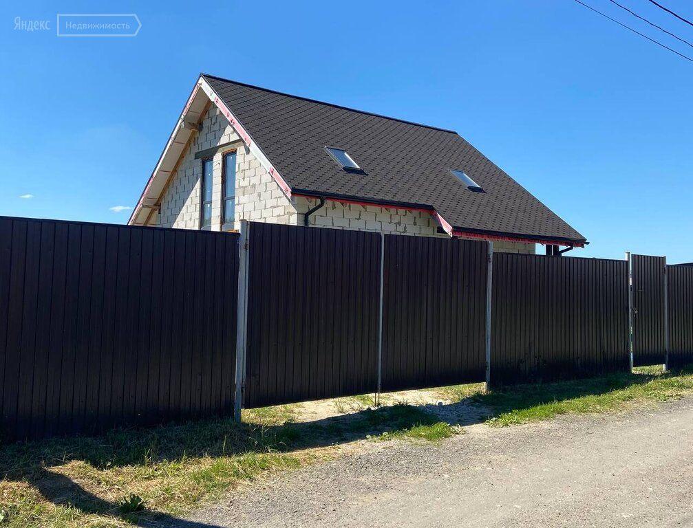 Продажа дома деревня Большое Петровское, цена 9000000 рублей, 2021 год объявление №640459 на megabaz.ru