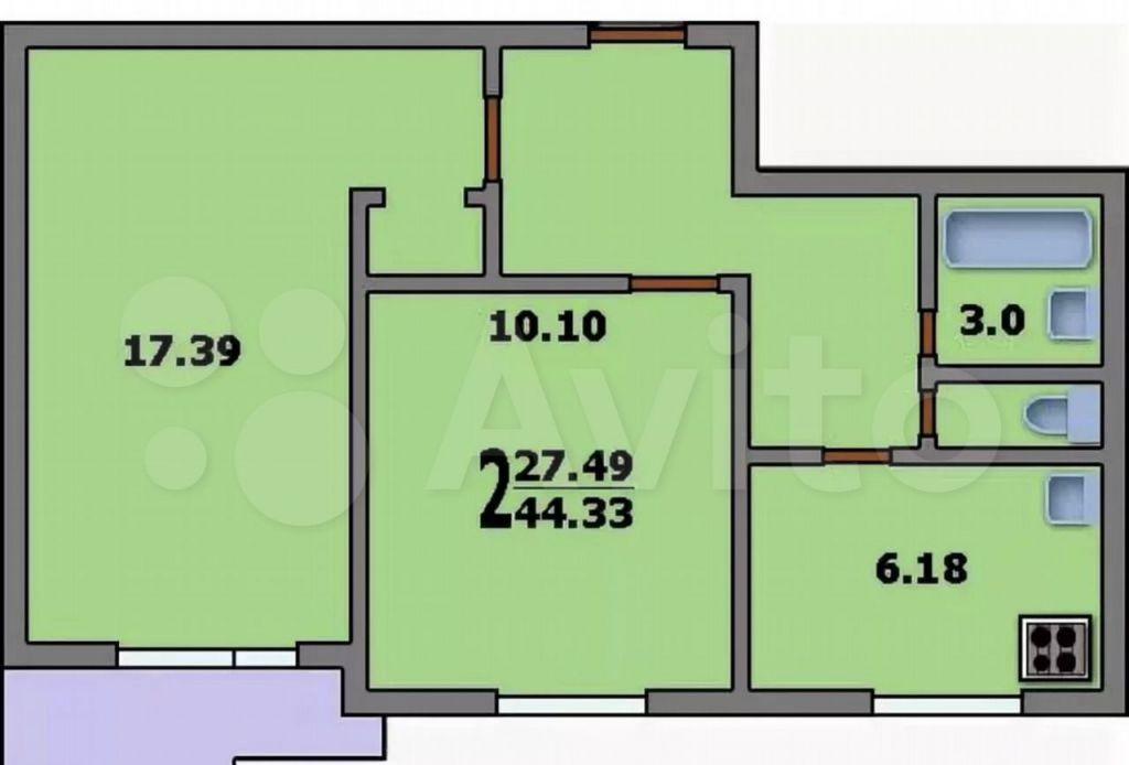 Продажа двухкомнатной квартиры Москва, метро Бауманская, Плетешковский переулок 12-16, цена 13950000 рублей, 2021 год объявление №659701 на megabaz.ru