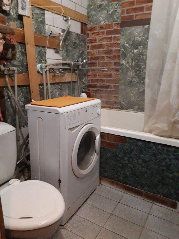Продажа однокомнатной квартиры поселок Мечниково, цена 4300000 рублей, 2021 год объявление №681113 на megabaz.ru