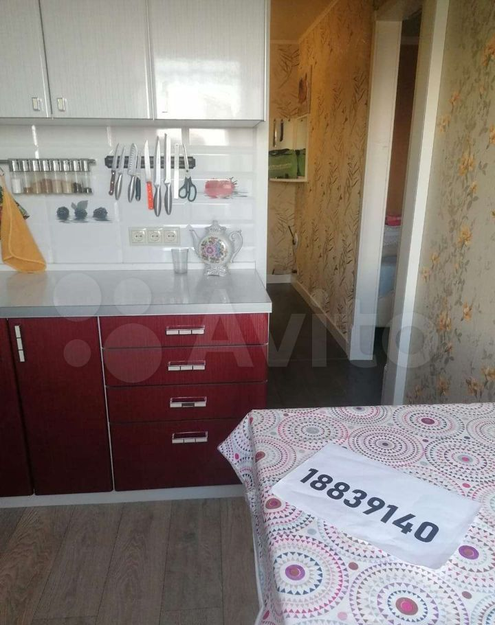 Аренда однокомнатной квартиры Солнечногорск, Ленинградская улица 10, цена 2000 рублей, 2021 год объявление №1434488 на megabaz.ru