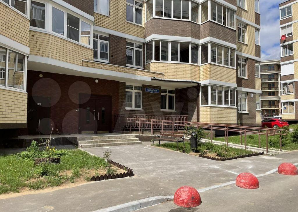 Продажа студии Балашиха, метро Новокосино, Школьная улица 23, цена 4000000 рублей, 2021 год объявление №662241 на megabaz.ru