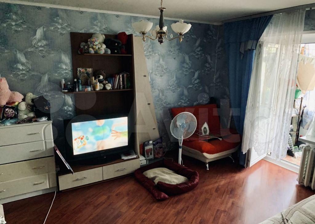 Аренда однокомнатной квартиры Голицыно, Советская улица 58, цена 22000 рублей, 2021 год объявление №1431620 на megabaz.ru