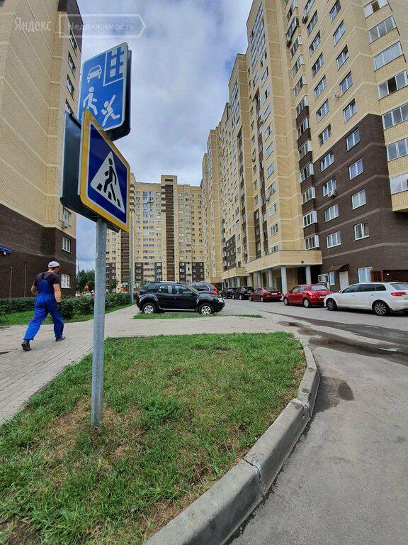 Продажа студии Ногинск, улица Дмитрия Михайлова 12, цена 2000000 рублей, 2021 год объявление №665597 на megabaz.ru