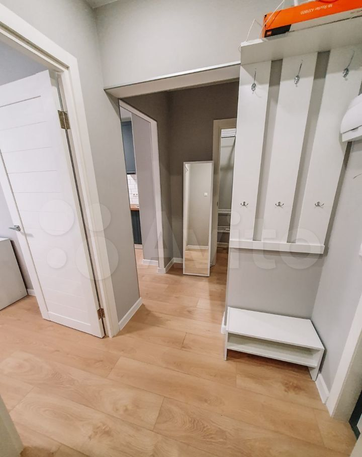 Аренда однокомнатной квартиры деревня Елино, цена 25000 рублей, 2021 год объявление №1460425 на megabaz.ru