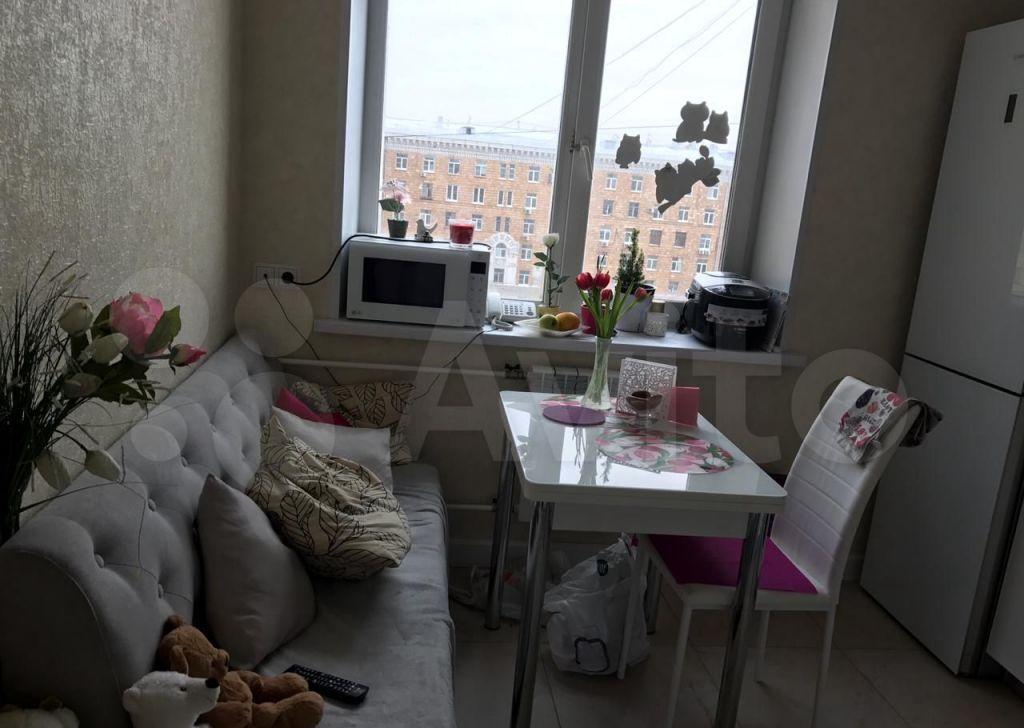 Продажа двухкомнатной квартиры Москва, метро Автозаводская, Автозаводская улица 6, цена 17100000 рублей, 2021 год объявление №656580 на megabaz.ru