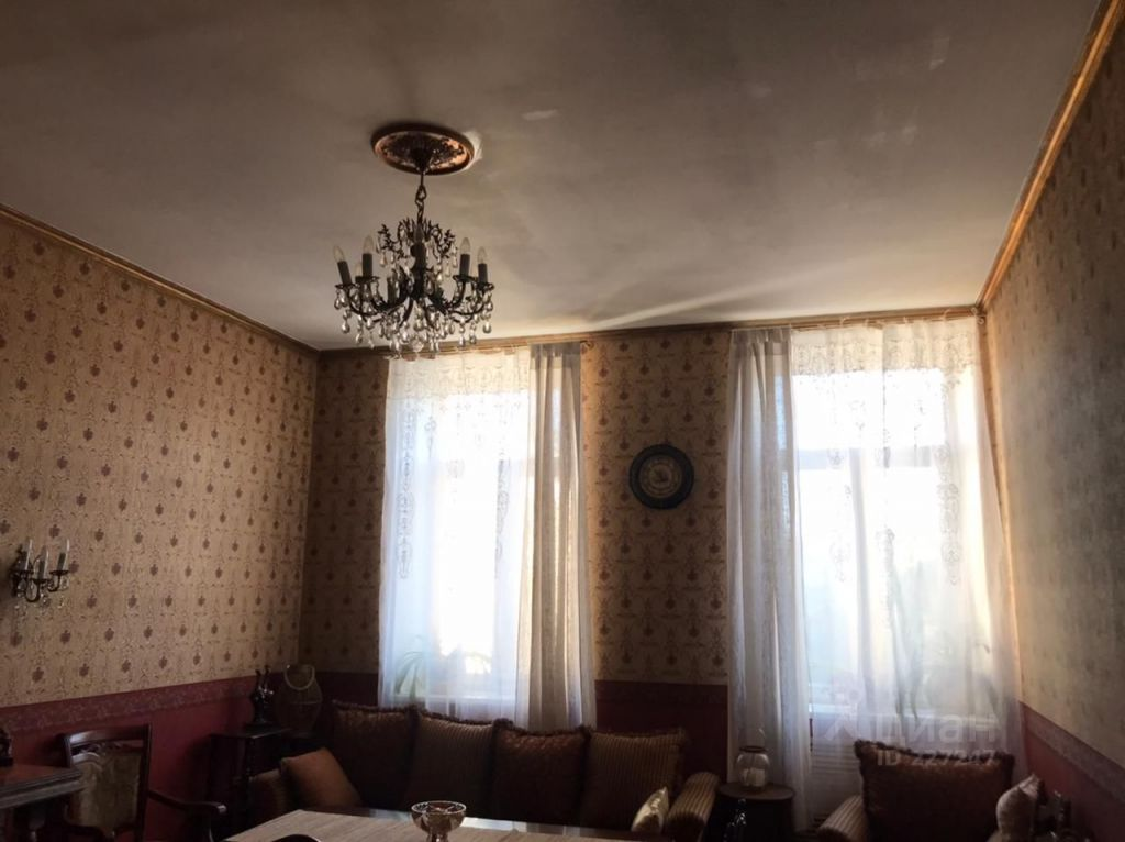 Продажа трёхкомнатной квартиры Москва, метро Китай-город, Малый Трёхсвятительский переулок 8/2с8, цена 38000000 рублей, 2021 год объявление №641078 на megabaz.ru