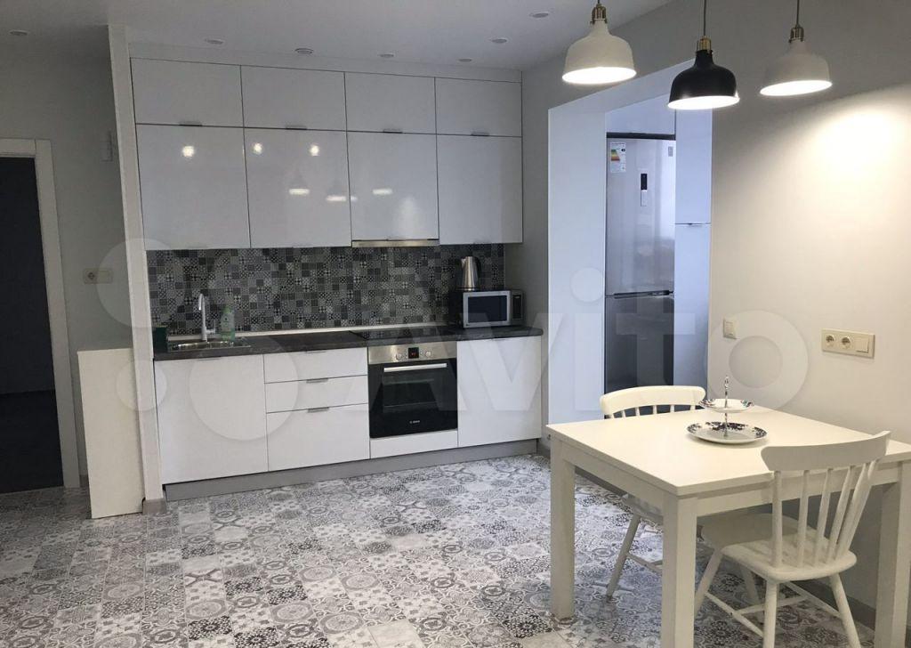 Продажа двухкомнатной квартиры Дубна, Станционная улица 32, цена 7350000 рублей, 2021 год объявление №661203 на megabaz.ru