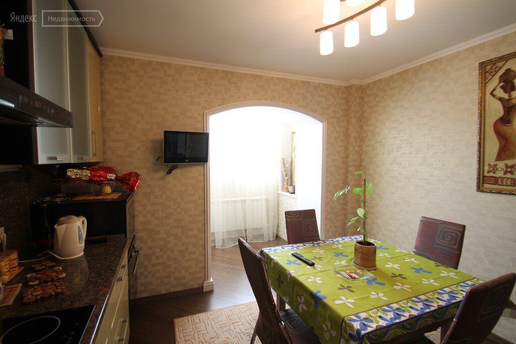 Продажа двухкомнатной квартиры посёлок Виноградово, Центральная улица 1, цена 4000000 рублей, 2021 год объявление №663359 на megabaz.ru