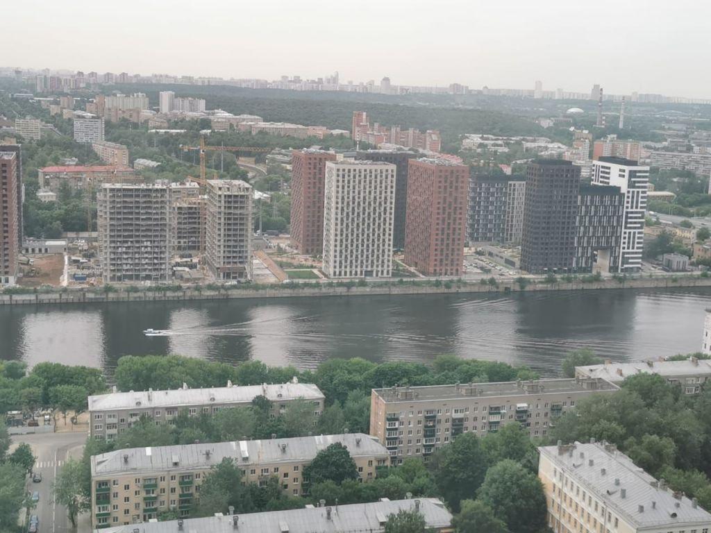 Продажа двухкомнатной квартиры Москва, метро Международная, Мукомольный проезд 2, цена 22000000 рублей, 2021 год объявление №641126 на megabaz.ru