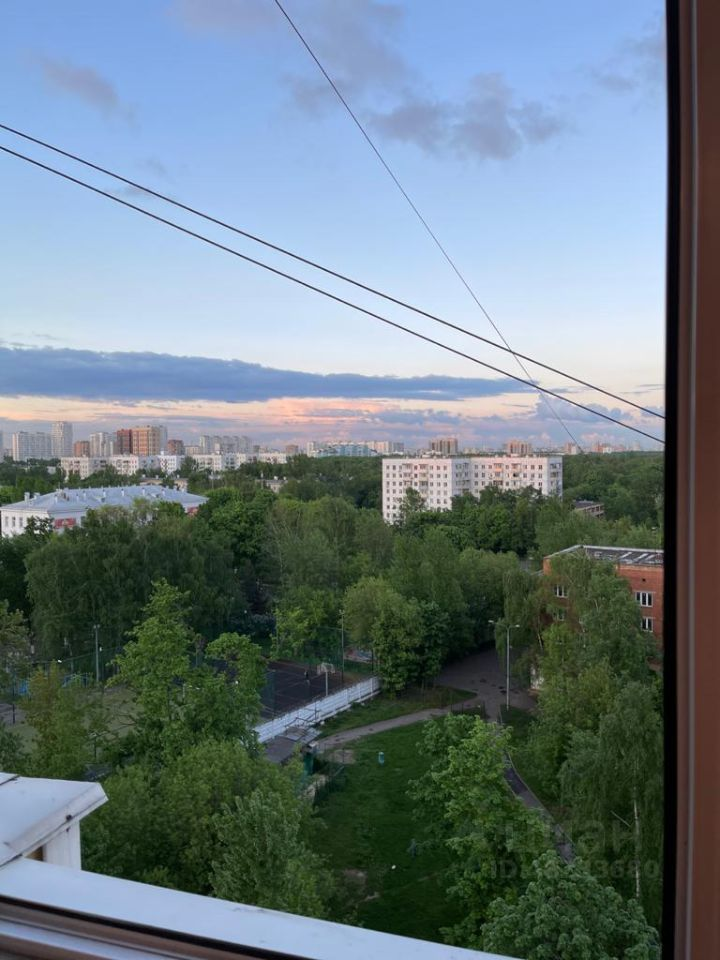 Продажа двухкомнатной квартиры Москва, метро Волжская, Волжский бульвар 47, цена 9500000 рублей, 2021 год объявление №640646 на megabaz.ru