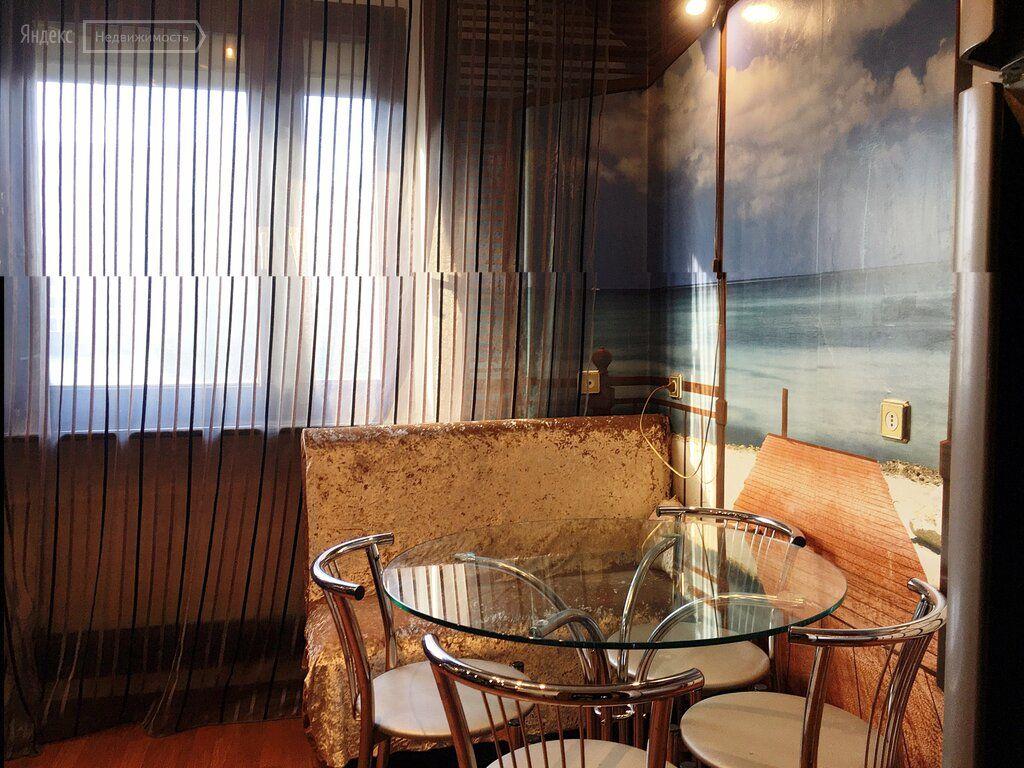 Продажа трёхкомнатной квартиры Краснознаменск, улица Генерала Шлыкова 6, цена 11500000 рублей, 2021 год объявление №649273 на megabaz.ru