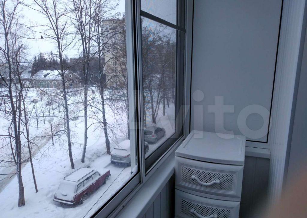 Аренда однокомнатной квартиры поселок Старый Городок, Заводская улица 9, цена 19000 рублей, 2021 год объявление №1342777 на megabaz.ru