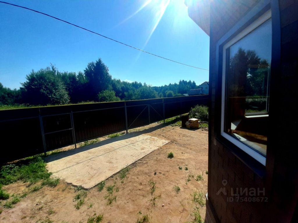 Продажа дома деревня Семенково, цена 3000000 рублей, 2021 год объявление №641780 на megabaz.ru