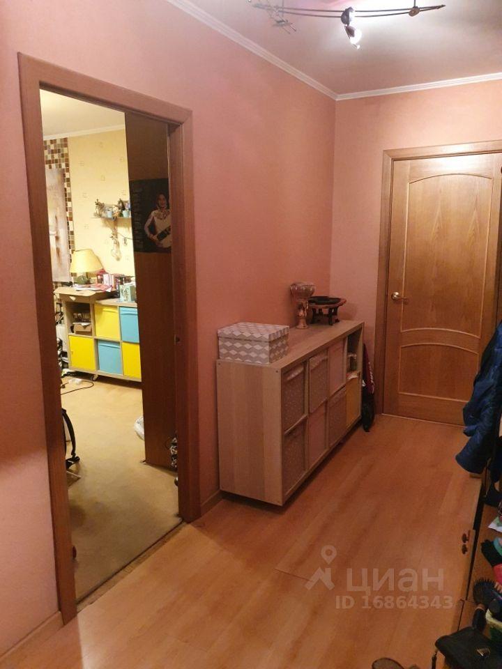 Продажа двухкомнатной квартиры деревня Чашниково, цена 5860000 рублей, 2021 год объявление №635086 на megabaz.ru