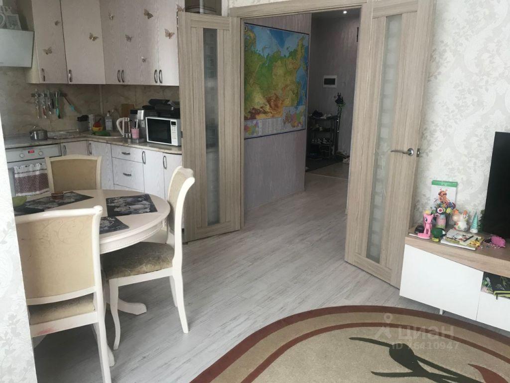 Продажа трёхкомнатной квартиры деревня Подолино, Лесная улица 4, цена 7200000 рублей, 2021 год объявление №652831 на megabaz.ru