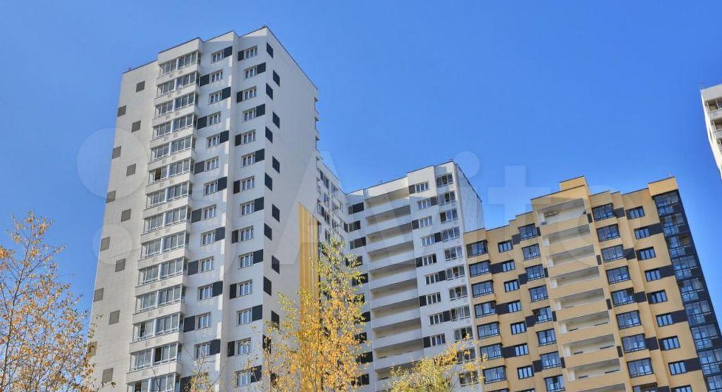 Продажа однокомнатной квартиры Долгопрудный, Парковая улица 54, цена 4680000 рублей, 2021 год объявление №666344 на megabaz.ru