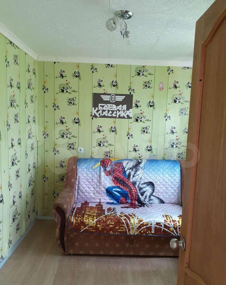 Продажа трёхкомнатной квартиры село Тропарёво, Октябрьская улица 7, цена 1850000 рублей, 2021 год объявление №629652 на megabaz.ru