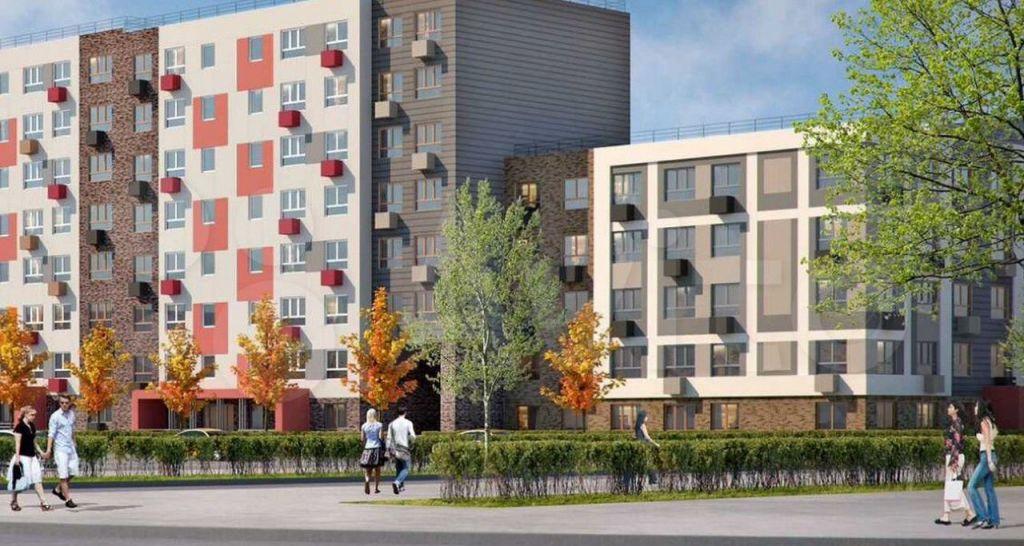 Продажа трёхкомнатной квартиры Красногорск, цена 8288552 рублей, 2021 год объявление №693629 на megabaz.ru