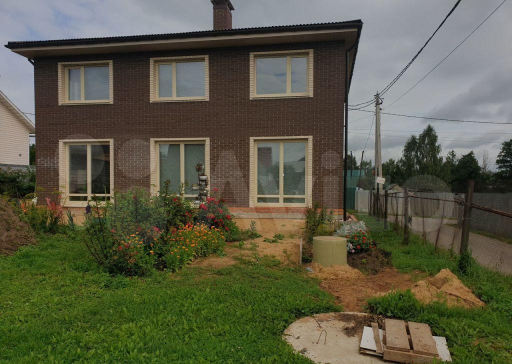 Продажа дома деревня Новая, цена 12000000 рублей, 2021 год объявление №524533 на megabaz.ru