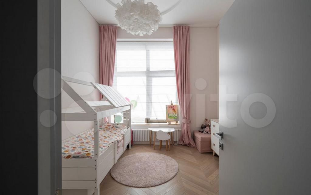 Продажа трёхкомнатной квартиры Москва, метро Тульская, 2-я Самаринская улица 4, цена 56000000 рублей, 2021 год объявление №659417 на megabaz.ru