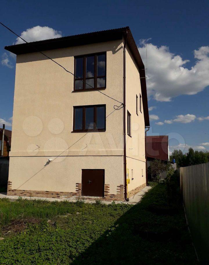 Продажа дома село Нижнее Хорошово, цена 10500000 рублей, 2021 год объявление №640490 на megabaz.ru