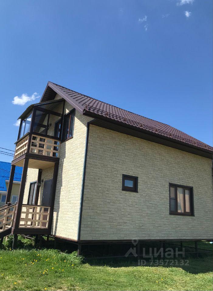 Продажа дома деревня Кузнецово, цена 5100000 рублей, 2021 год объявление №625316 на megabaz.ru
