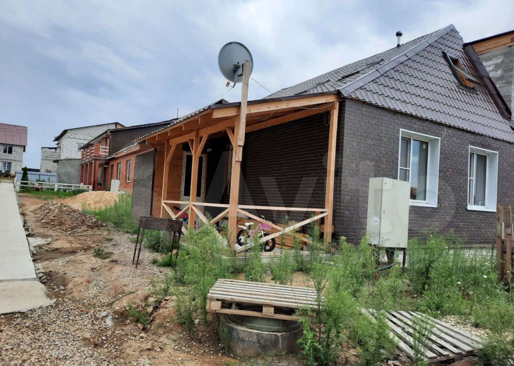 Аренда дома село Семеновское, цена 20000 рублей, 2021 год объявление №1437974 на megabaz.ru