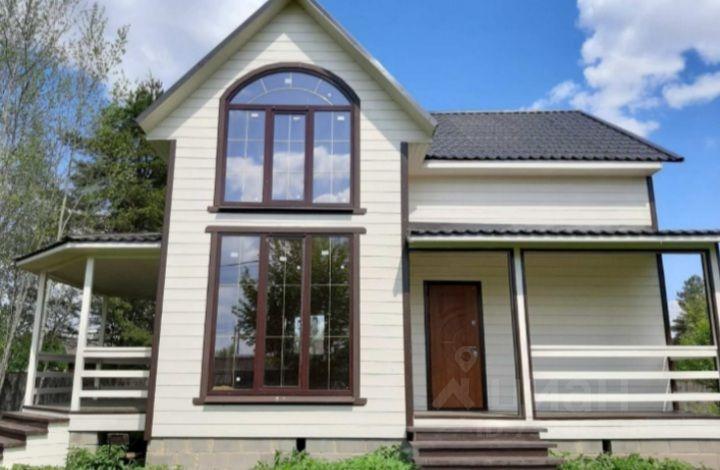 Продажа дома деревня Семенково, цена 2700000 рублей, 2021 год объявление №643076 на megabaz.ru
