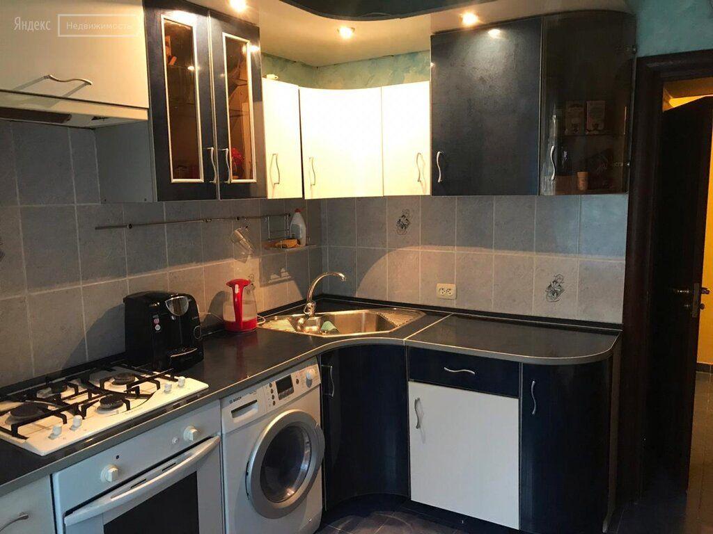 Продажа двухкомнатной квартиры поселок Горки-10, цена 3500000 рублей, 2021 год объявление №448768 на megabaz.ru