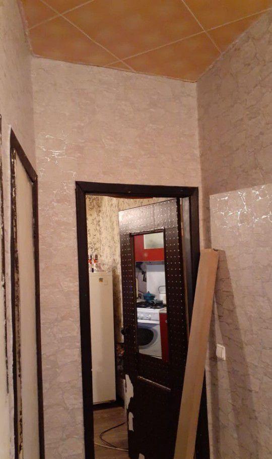 Аренда однокомнатной квартиры поселок Большевик, Молодёжная улица 9, цена 10000 рублей, 2020 год объявление №1106072 на megabaz.ru