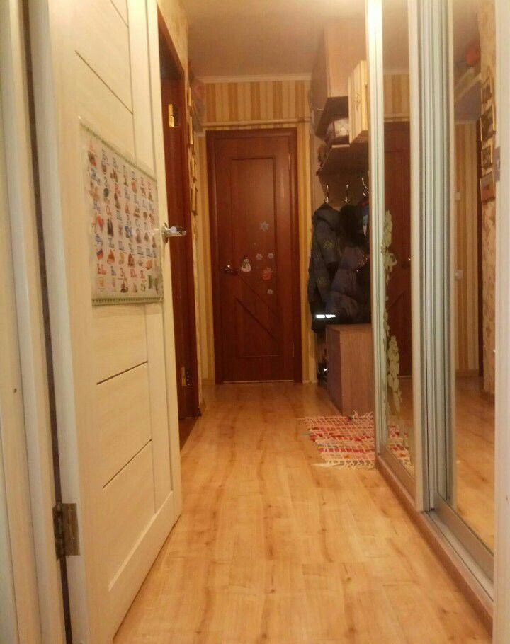Продажа двухкомнатной квартиры Павловский Посад, Карповская улица 11, цена 2980000 рублей, 2020 год объявление №410247 на megabaz.ru