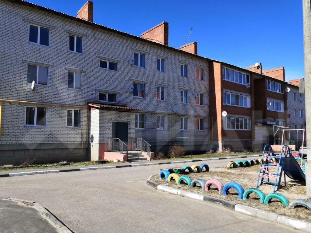 Продажа однокомнатной квартиры поселок Шатурторф, улица Красные Ворота 19А, цена 990000 рублей, 2021 год объявление №358219 на megabaz.ru
