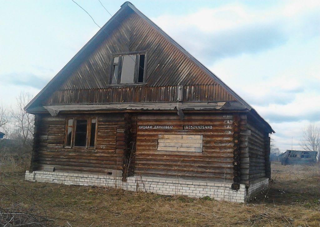 Продажа дома Реутов, Комсомольская улица 10, цена 350000 рублей, 2020 год объявление №450598 на megabaz.ru