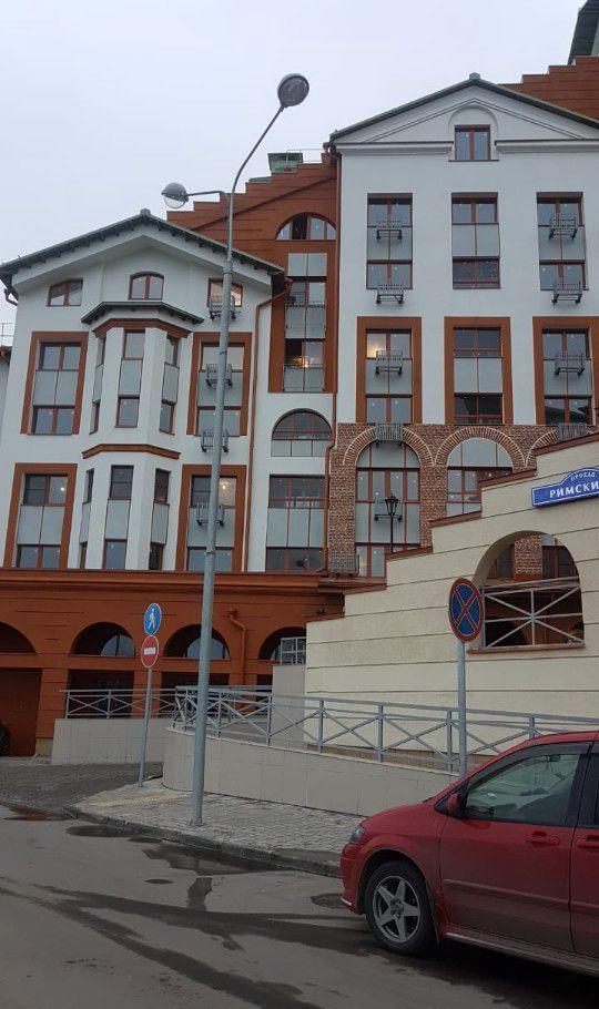 Продажа однокомнатной квартиры поселок Развилка, метро Красногвардейская, цена 5800000 рублей, 2020 год объявление №379991 на megabaz.ru