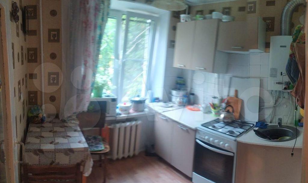 Продажа однокомнатной квартиры Долгопрудный, Советская улица 8/8, цена 5800000 рублей, 2021 год объявление №665682 на megabaz.ru