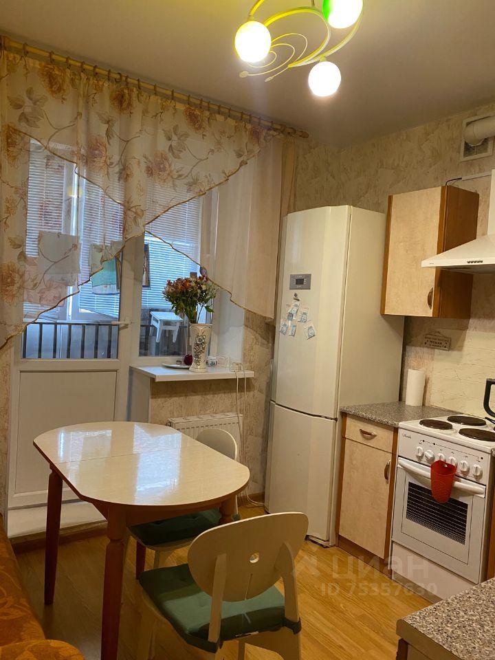 Аренда однокомнатной квартиры поселок Жилино-1, цена 23000 рублей, 2021 год объявление №1412824 на megabaz.ru