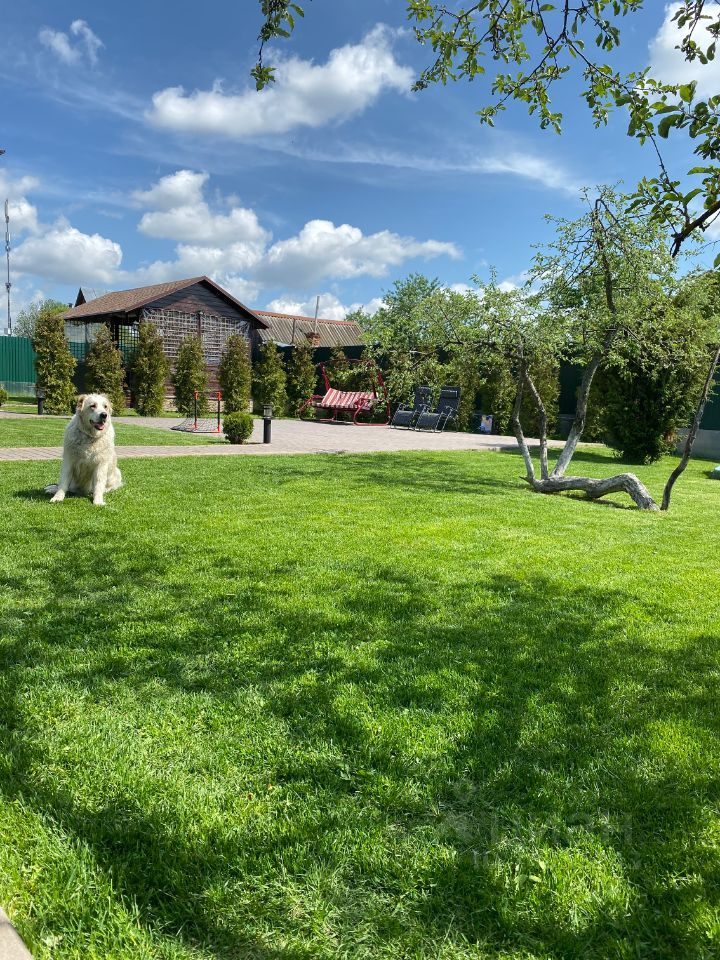 Продажа дома деревня Алёшино, Парковая улица, цена 15000000 рублей, 2021 год объявление №637237 на megabaz.ru