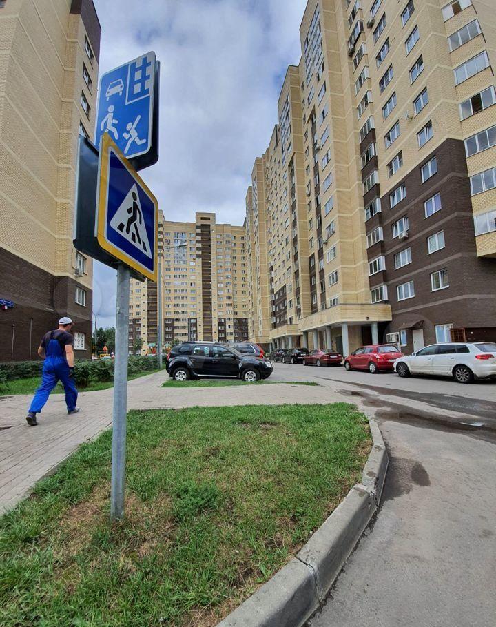 Продажа студии Ногинск, улица Дмитрия Михайлова 12, цена 2000000 рублей, 2021 год объявление №665576 на megabaz.ru