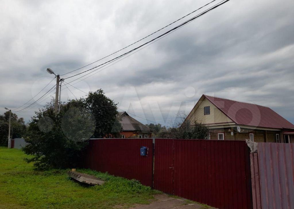 Продажа дома поселок Колюбакино, Октябрьская улица 7, цена 2000000 рублей, 2021 год объявление №559743 на megabaz.ru