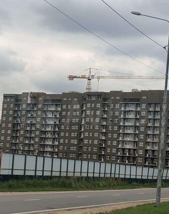 Продажа студии поселок Ильинское-Усово, проезд Александра Невского 8, цена 4300000 рублей, 2021 год объявление №693720 на megabaz.ru