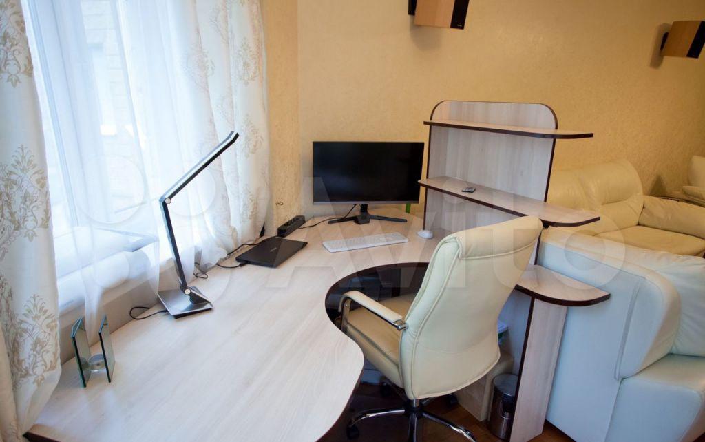 Продажа трёхкомнатной квартиры Жуковский, Строительная улица 14к1, цена 19000000 рублей, 2021 год объявление №698895 на megabaz.ru