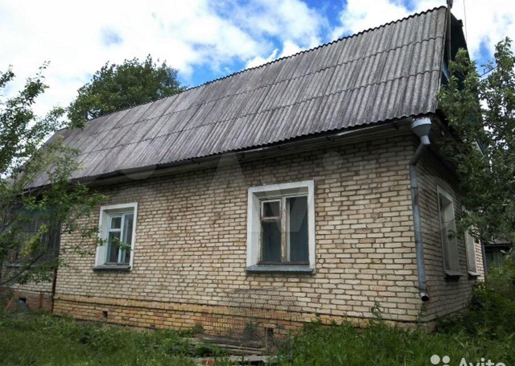 Продажа дома Солнечногорск, 2-я Майская улица, цена 3600000 рублей, 2021 год объявление №665615 на megabaz.ru