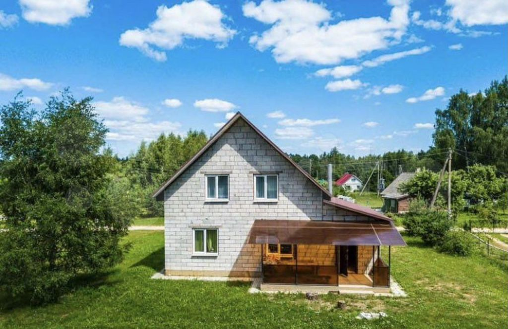 Продажа дома село Конобеево, цена 3100000 рублей, 2021 год объявление №668132 на megabaz.ru