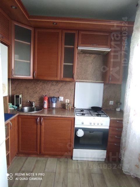 Продажа однокомнатной квартиры село Верзилово, Олимпийская улица 1, цена 2550000 рублей, 2021 год объявление №643706 на megabaz.ru